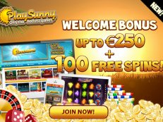 play sunny - Welcome at Casino Pagina