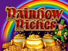 rainbow riches2 - Raging Rhino